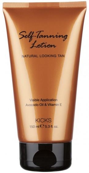 kicks self tanning lotion