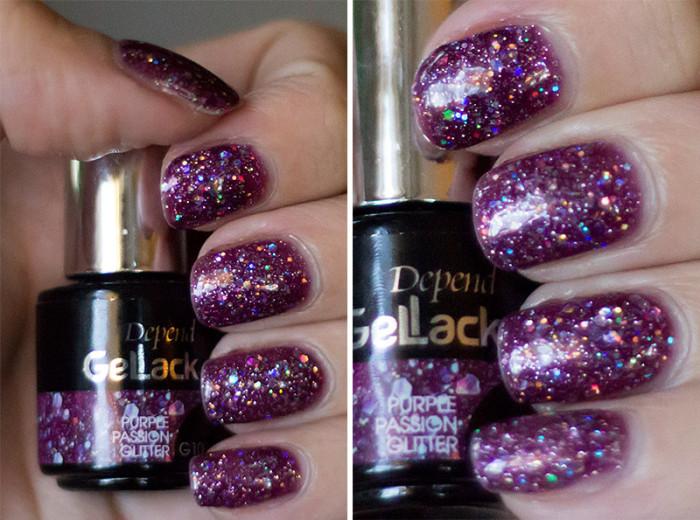 depend-gellack-purplepassionglitter-3