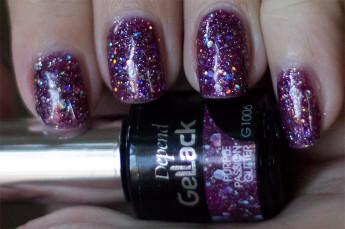depend-gellack-purplepassionglitter-6